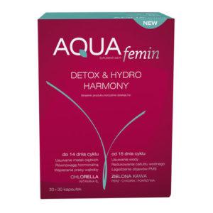 Tabletki na cellulit Aqua Femin