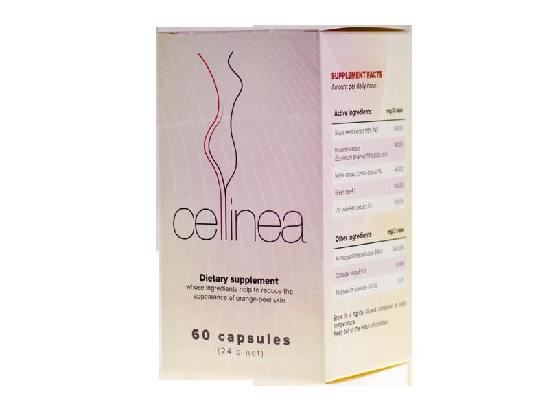Tabletki na cellulit Cellinea
